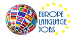 Logo of Europe Language Jobs