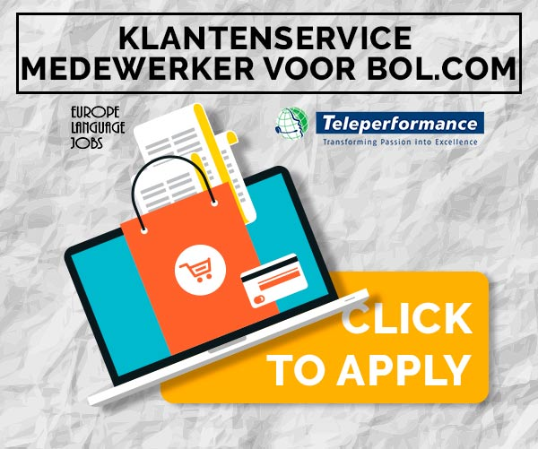 Event for jobs seekers with dutch