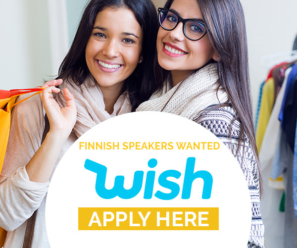 Event for jobs seekers with finnish