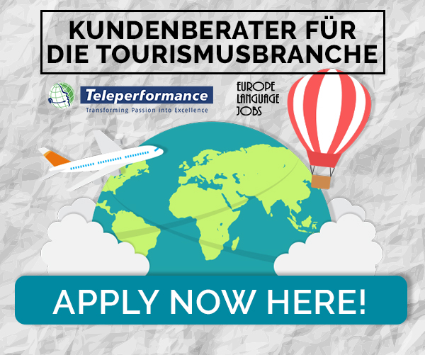 Event for jobs seekers with german