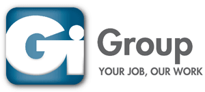 Logo Gi Group with Europe Language Jobs