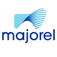 Logo Majorel with Europe Language Jobs