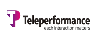 Logo Teleperformance with Europe Language Jobs