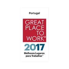 Great Place To Work - Portugal 2017