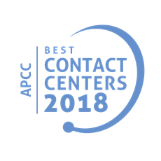 APCC - Best Contact Centers 2018
