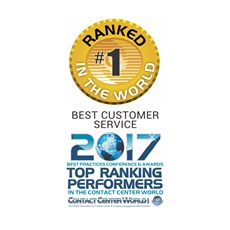 Contact Center World - Top Ranking Performers 2017