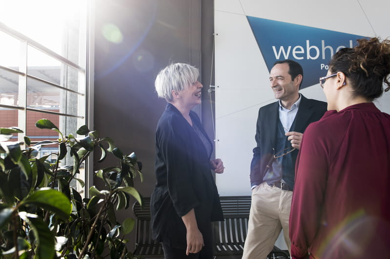 Webhelp - people and office