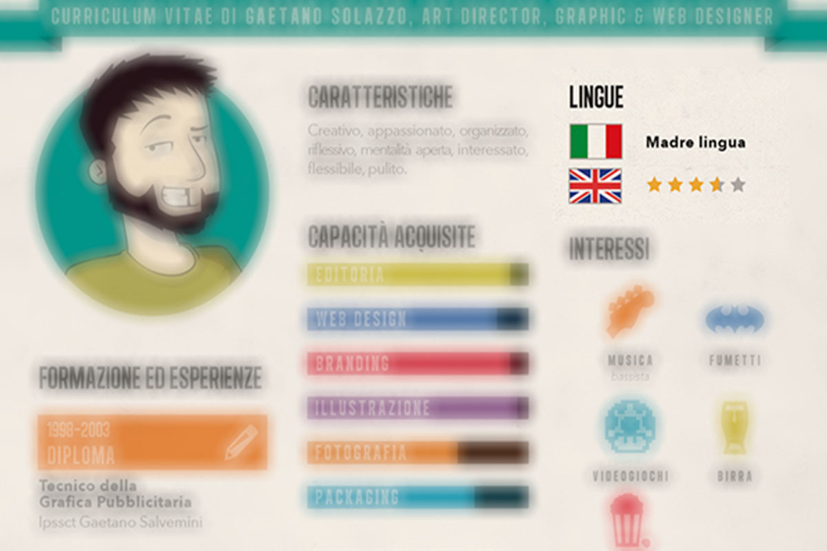 How to present languages in your CV