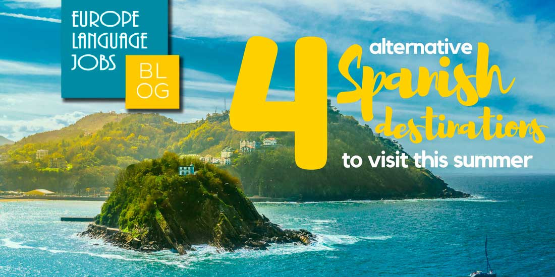 Alternative Spanish destinations for this summer