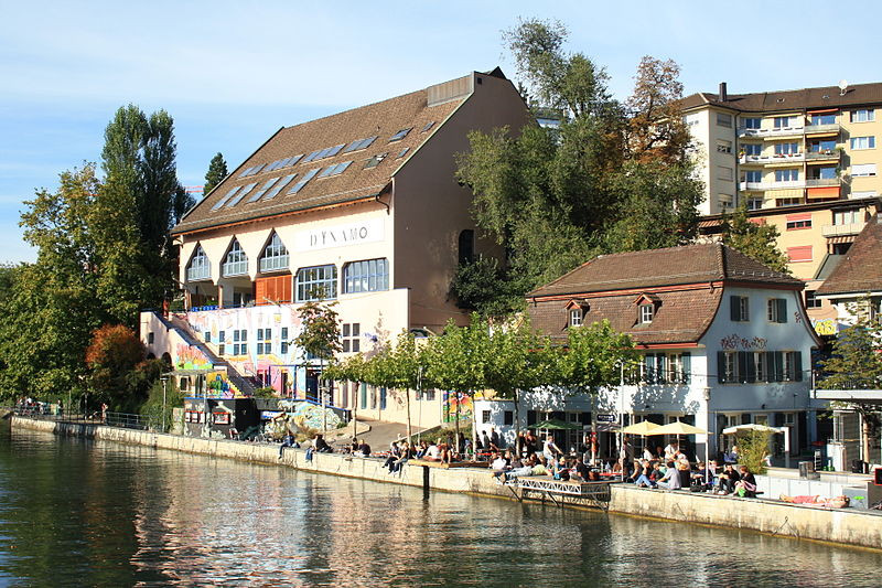 4th happiest city in europe Zurich