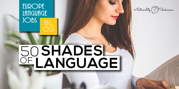 50 shades of language