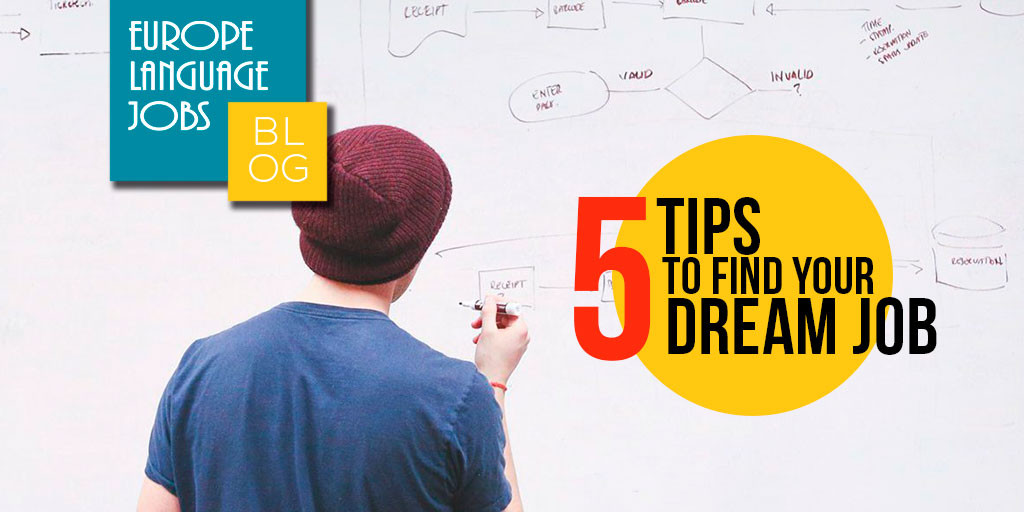 5 steps to find your dream job in Europe