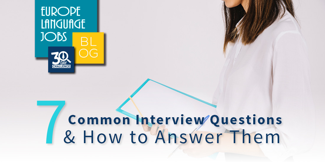 7 common interview questions