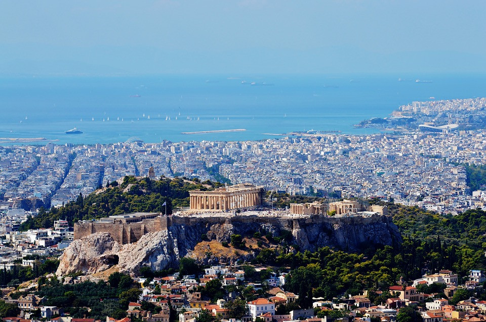 Work in Athens: Reasons to make the city your next destination