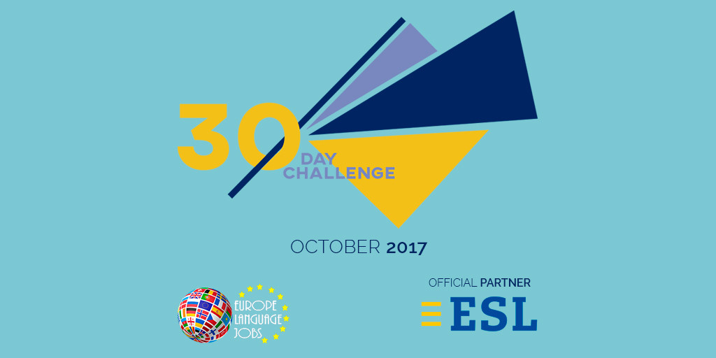 The 30 day challenge is back again! Starting on 1st of October, stay tuned!