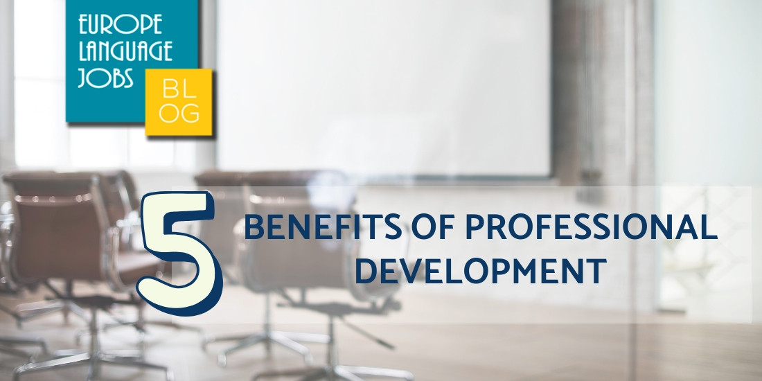 benefits professional development