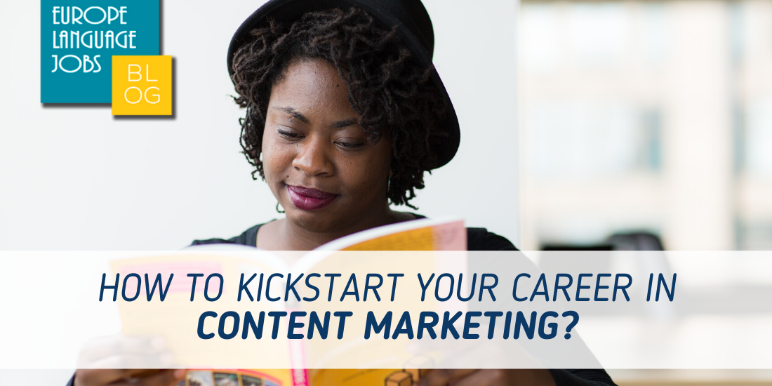 Content marketing career