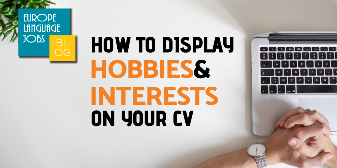 how-to-display-hobbies-interests-on-cv