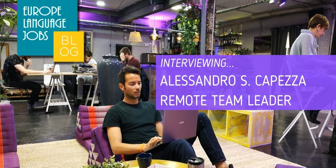 alessandro interview remote team leader
