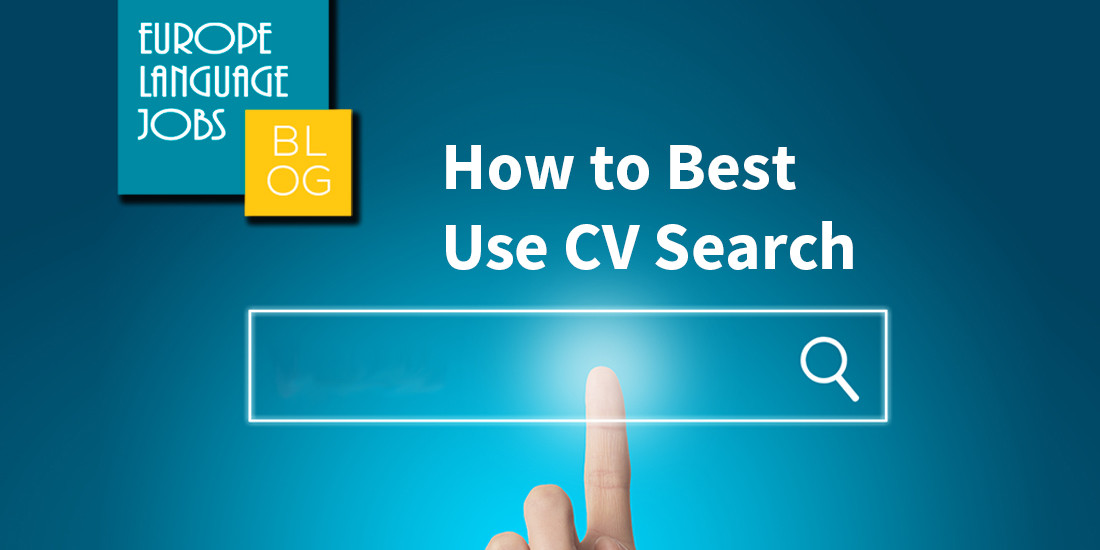 how to best use cv search