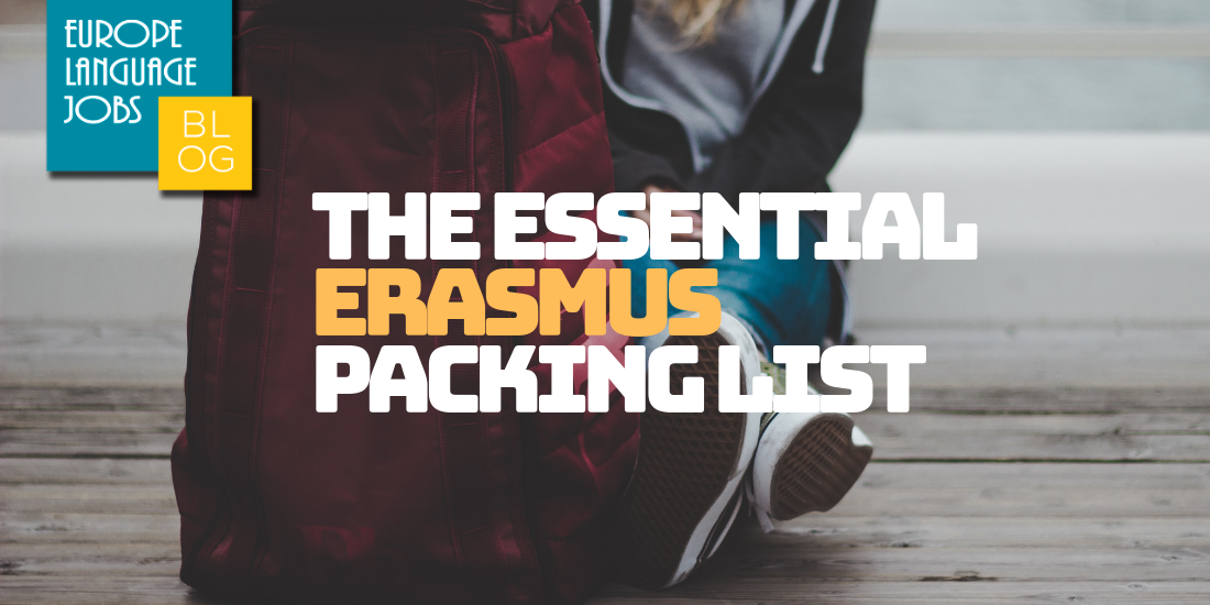 The Essential Erasmus Packing List