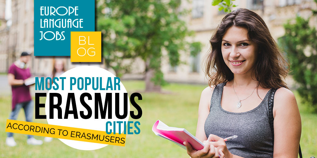 5 most popular Erasmus cities