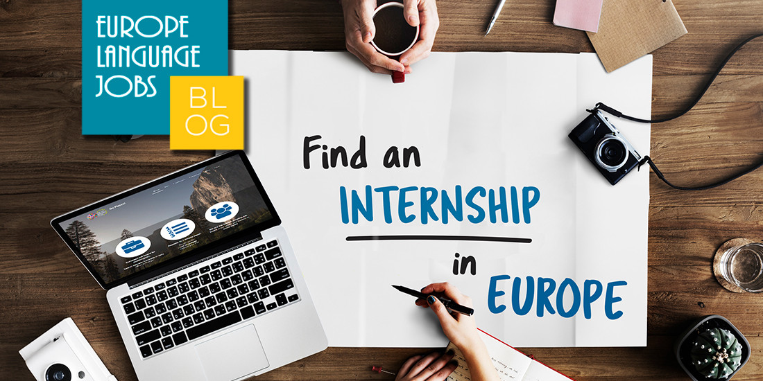 Find An Internship In Europe In 2018