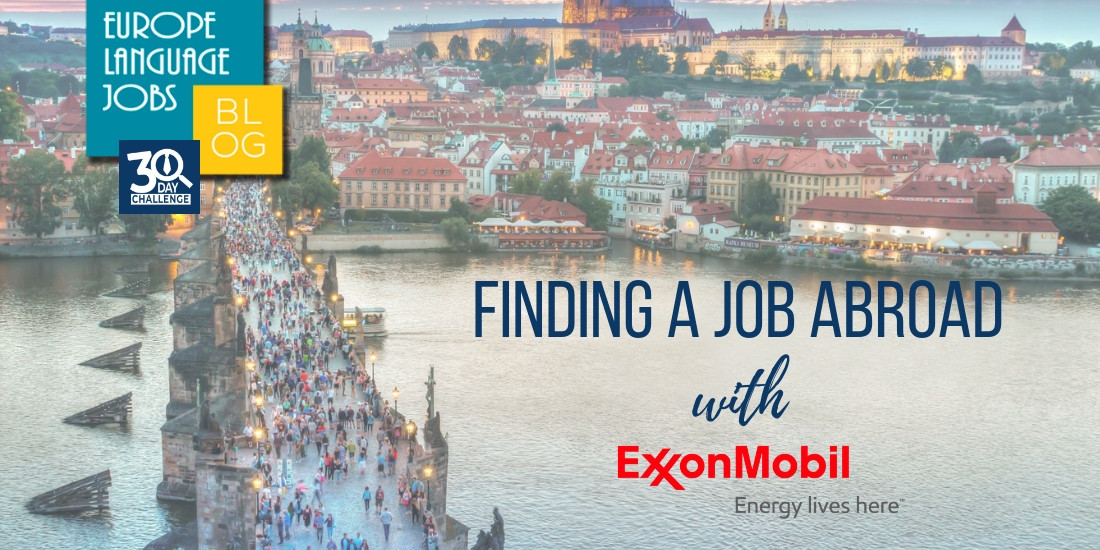 Finding a Job Abroad with ExxonMobil