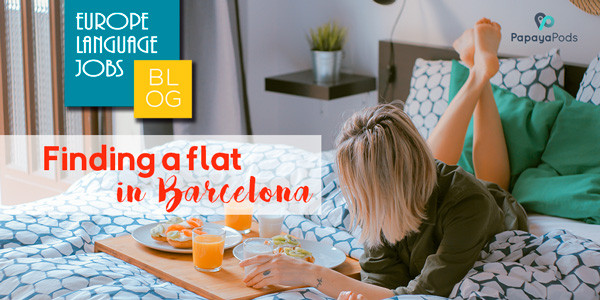 Finding a flat in Barcelona