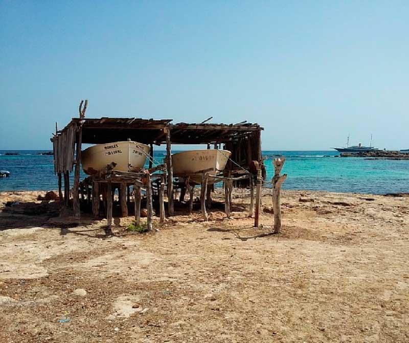 Formentera, alternative Spanish destination