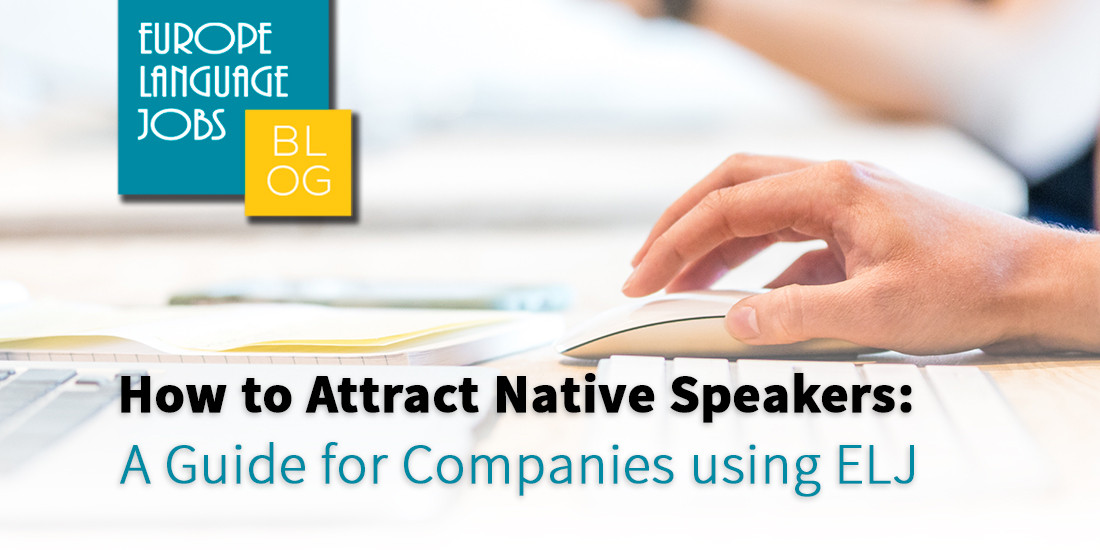 How to Attract Native Speakers