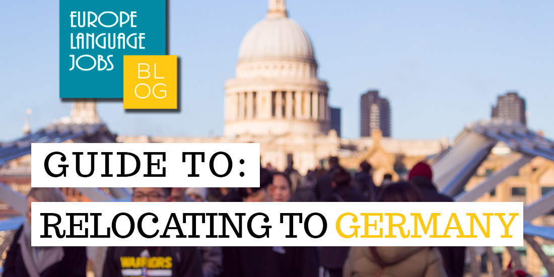 Guide To Relocating To Germany