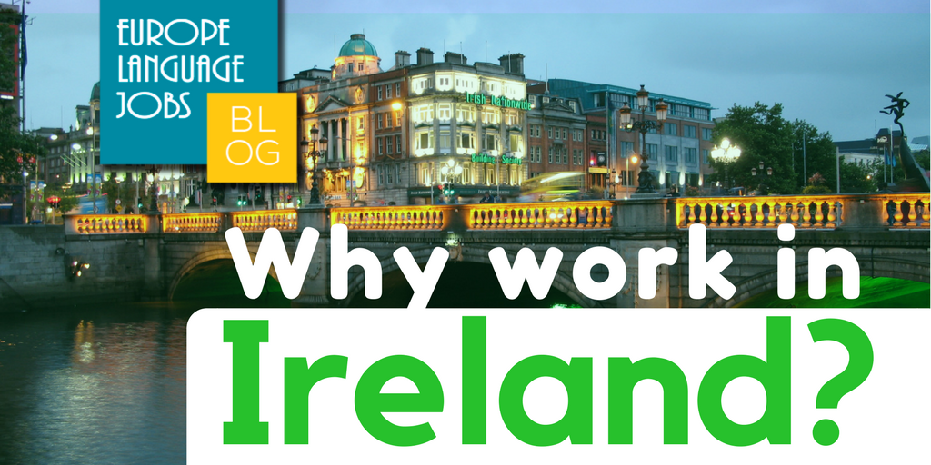 Why work in Ireland