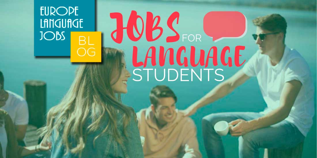 Jobs for language students
