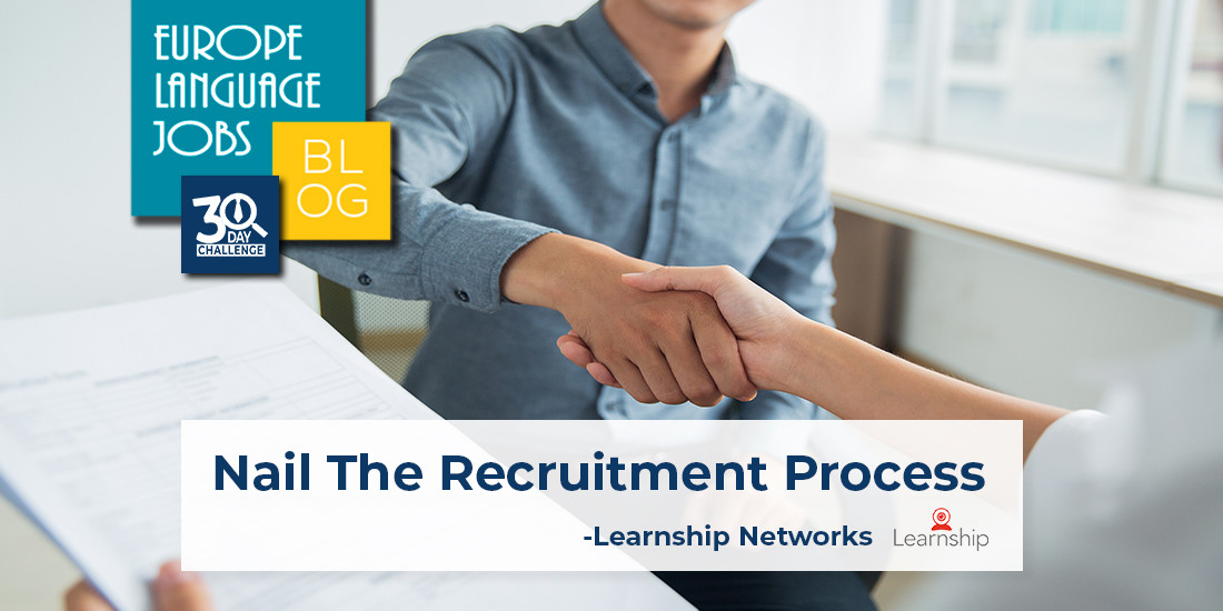 Nail the recruitment process