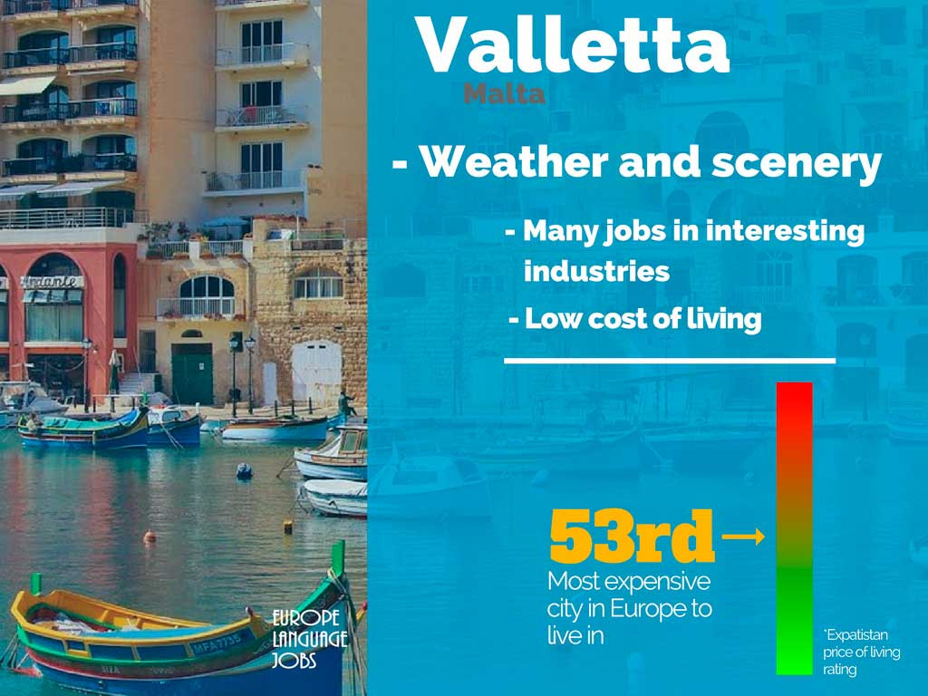 Find an internships in Malta