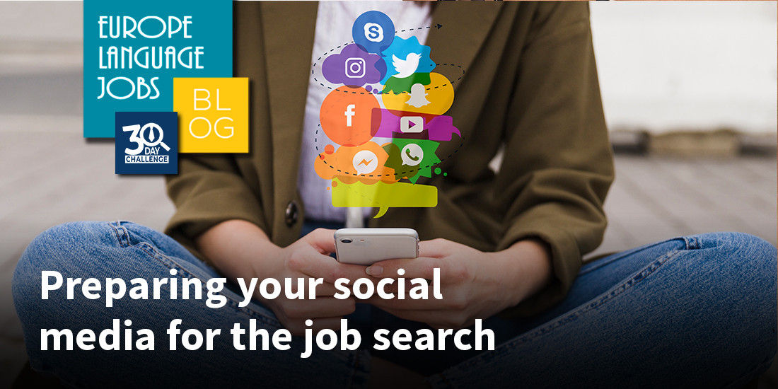 Preparing Your Social Media For The Job Search
