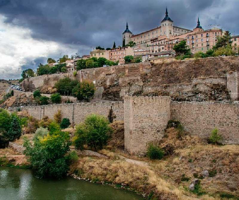 Toledo Spanish summer destination