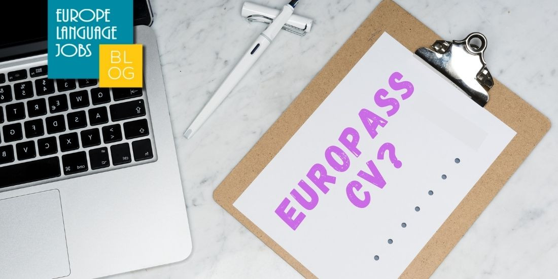 WHY THE EUROPASS CV IS BAD FOR YOUR JOB SEARCH