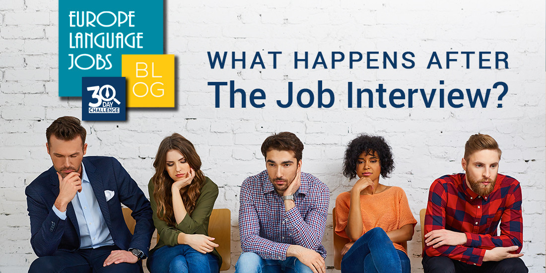 what happens after the job interview