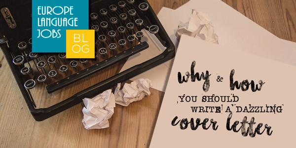How to write a cover letter - Career advice