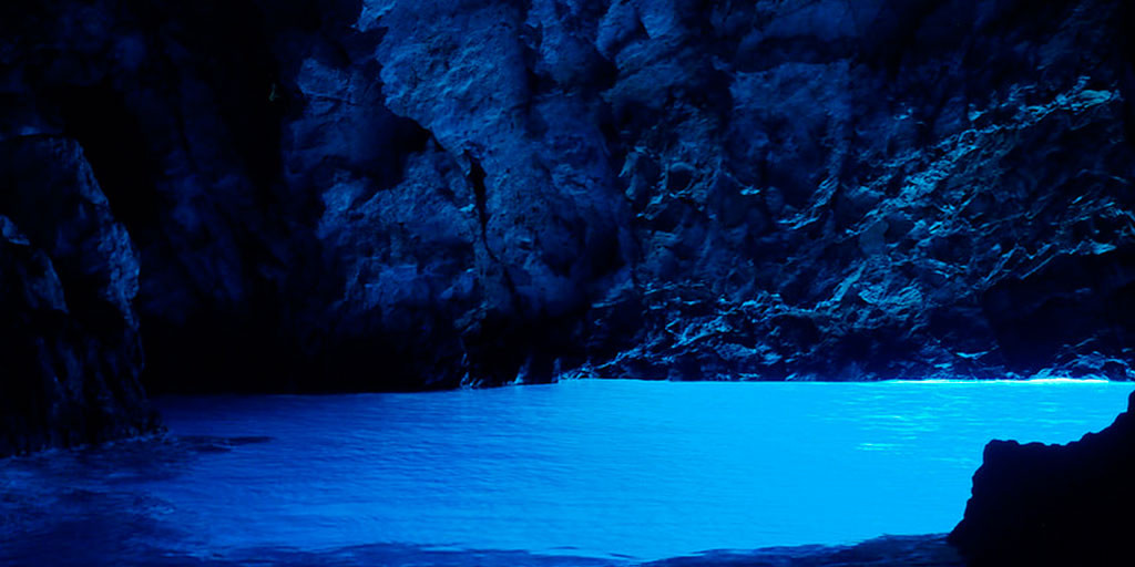 Blue Grotto - Dark side of Europe