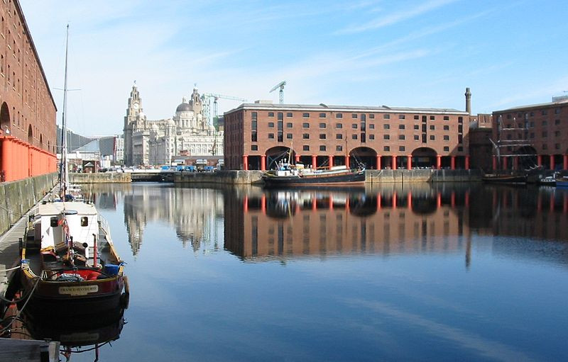 cheapest-places-to-live-and-travel-in-europe-liverpool royal albert dock
