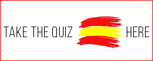 Quiz to know how good is your Spanish