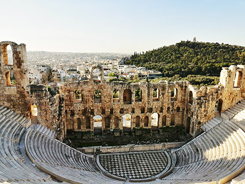 most popular places in Athens