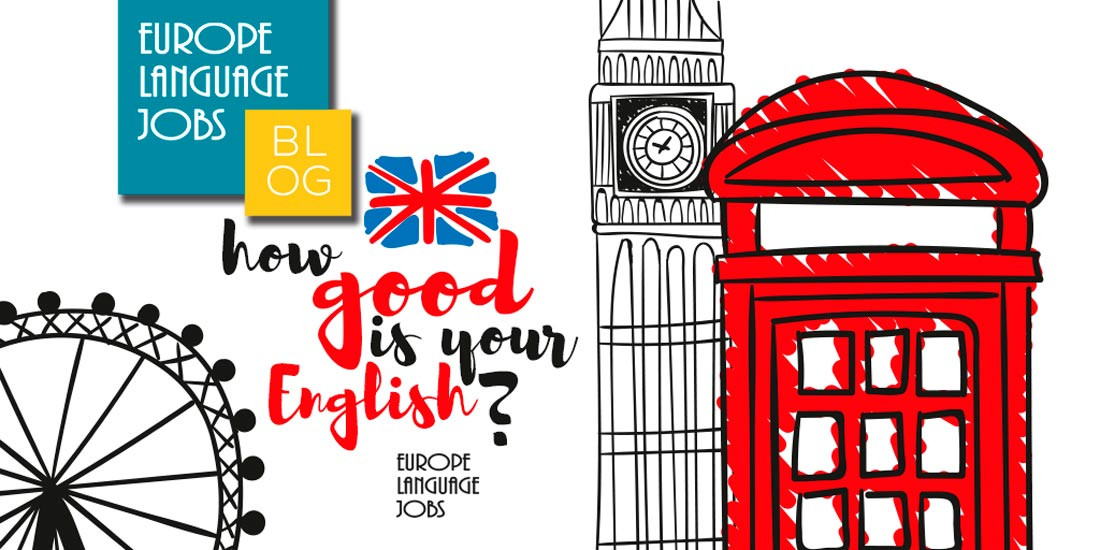 English test: How good is your English?