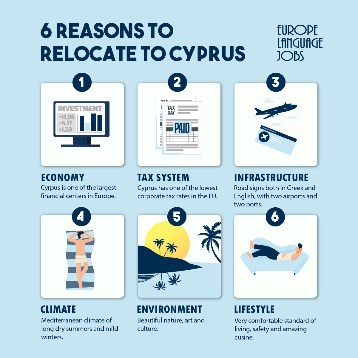 why move to cyprus infographic