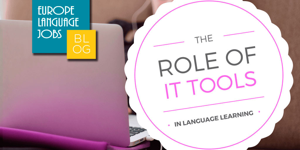 IT tools and language learning