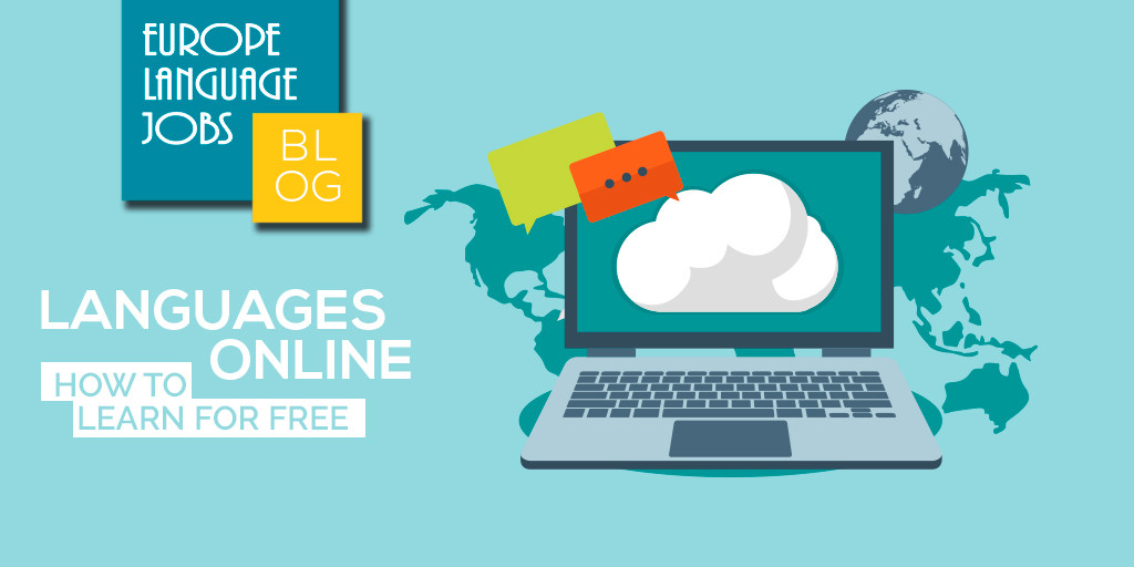 Languages online: how to work for free