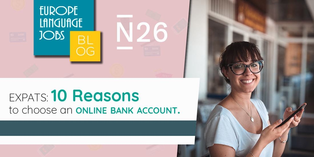 N26 online bank account
